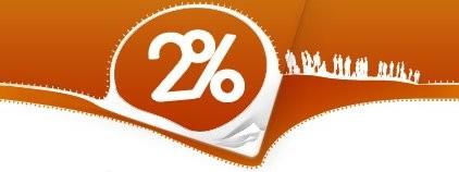 Dve percentá z daní
