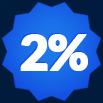 Dve percentá zdaní